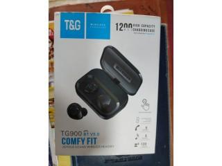 Buy T&G Wireless Earphone Headset