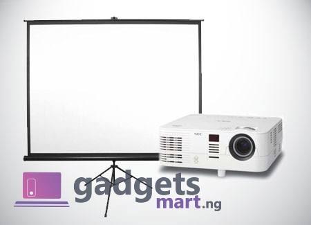 rent-sharp-projector-and-big-screen-big-0
