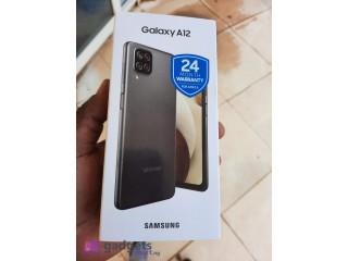 Brand New Samsung Galaxy A12 Price in Nigeria
